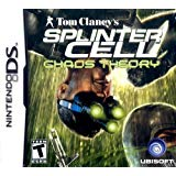 NDS: TOM CLANCYS SPLINTER CELL: CHAOS THEORY (COMPLETE)